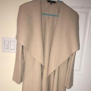 Jackets & Blazers - Brand new beige peacoat !